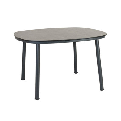 Alexander Rose Cordial Grey Shaped Small Table