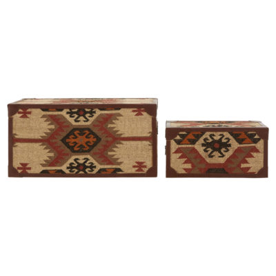 Marseille Storage Trunks (Set of Two)