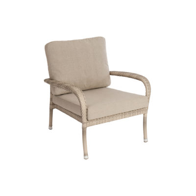Alexandra Rose Ocean Lounge Chair with Cushions