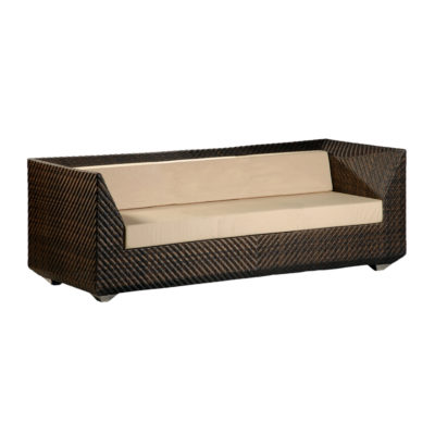 Alexander Rose Ocean Maldives 3 Seater Sofa with Cushions
