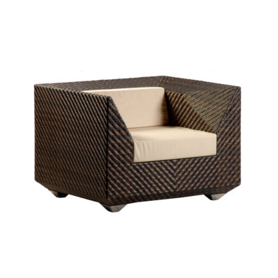 Alexander Rose Maldives Armchair with Cushions