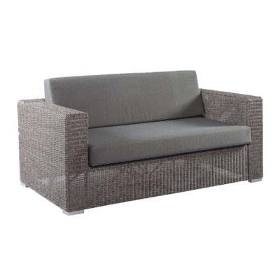 Alexander Rose Monte Carlo 2 Seater Sofa with Cushions
