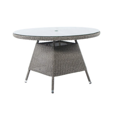 Monte Carlo Small Round Table with Glass