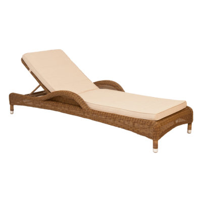 San Marino Adjustable Sunbed