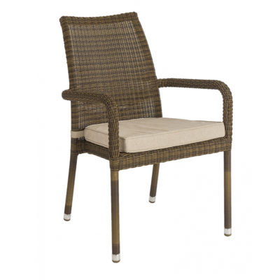 San Marino Stacking Armchair