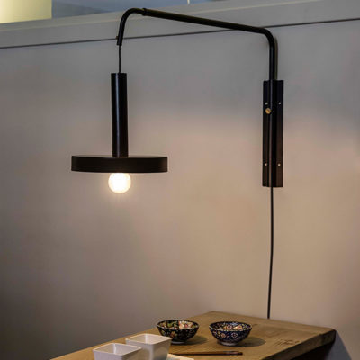 WHIZZ-Black-gold-extensible-wall-lamp-faro