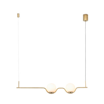 LE-VITA-two-Gold-pendant-lamp-faro