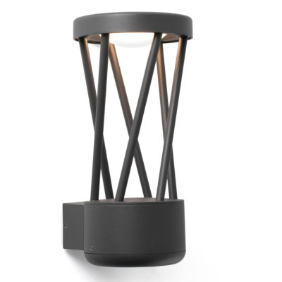 TWIST-LED-DARK-GREY-wall-lamp-faro