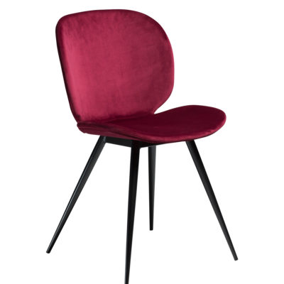 CLOUD-CHAIR-vintage-ruby-velvet-dan-form