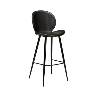 CLOUD-BAR-STOOL-vintage-black-leather-dan-form