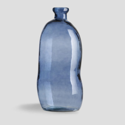 Pearl-Blue-Glass-Vase-dialma-brown