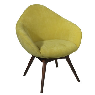 Nevola-Chair-yellow-velvet-wood-latzio