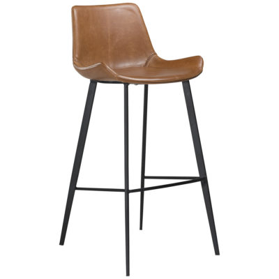 HYPE-BAR-STOOL-vintage-brown-leather-dan-form