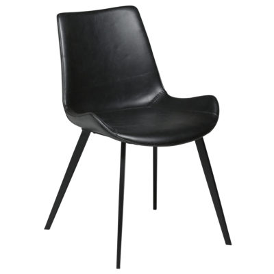 HYPE-CHAIR-vintage-black-leather-dan-form