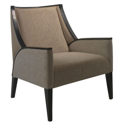 Tesino-Lounge-Chair-brown-fabric-latzio