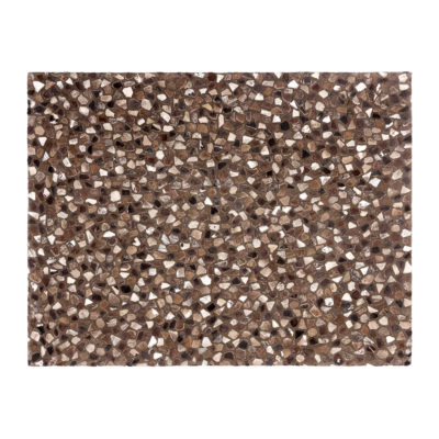Rocks Brown Rug