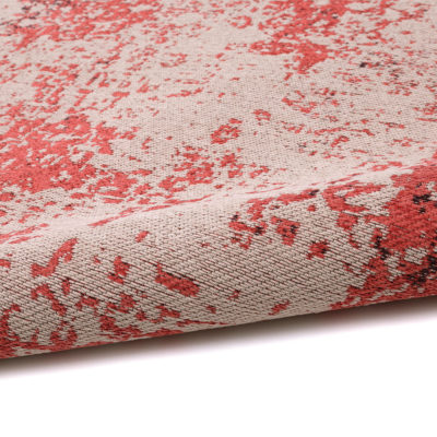 Trivial Red Rug