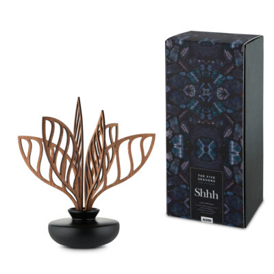 THE-FIVE-SEASONS-Leaf-fragrance-diffuser-Shhh-alessi