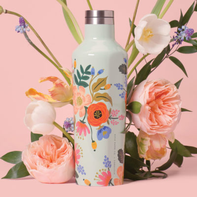 Rifle-Corkcicle-canteen-lively-FLORAL