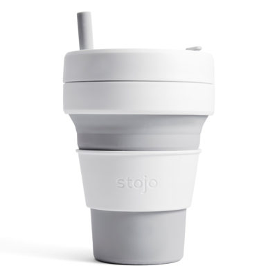 Stojo-biggie-Pocket-Cup-dove-grey