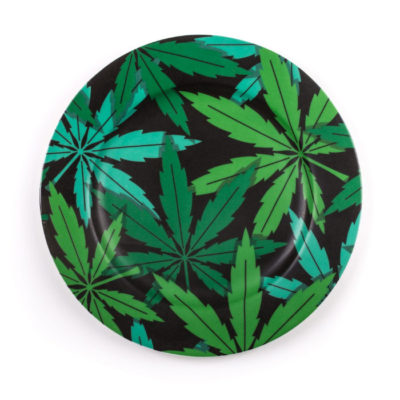 Porcelain-Plate-Weed-seletti