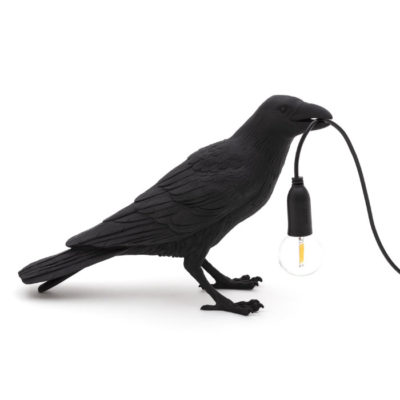 Bird-Lamp-Black-waiting-OUTDOOR-Seletti