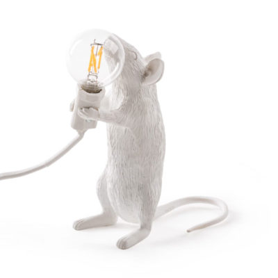 Mouse-Lamp-White-Standing-Seletti