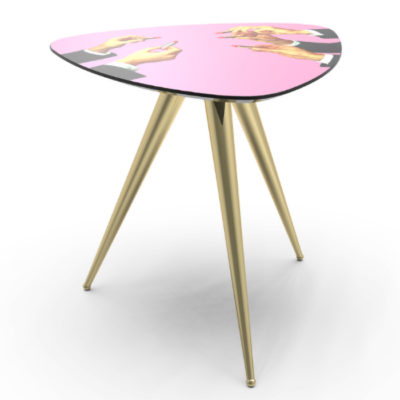 SELETTI-SIDE-TABLES-PINK-LIPSTICKS