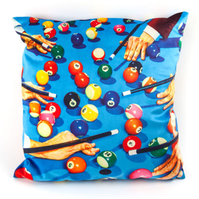 seletti-Snooker-billiards-pillow