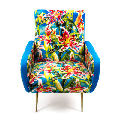 Armchair-Flowers-with-holes-Seletti