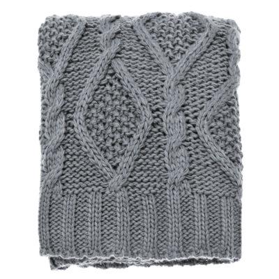 Icelandic-Yarn-Knitted-Cable-Throw-walton-and-co