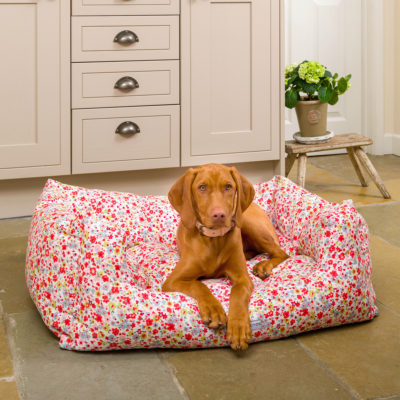 mutts-and-hounds-Boxy-Bed-Posie