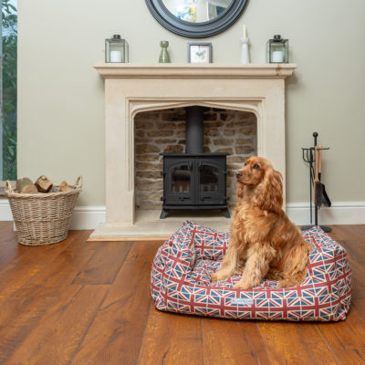 mutts-and-hounds-Boxy-Bed-Union-Jack