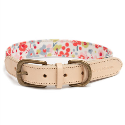 mutts-and-hounds-Collar-Posie-cotton