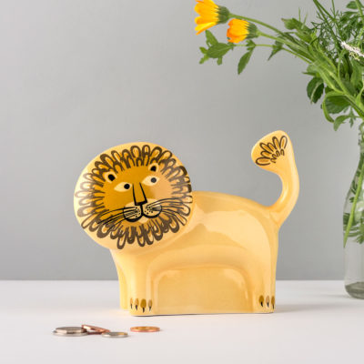 Lion-Moneybox-Hannah-Turner