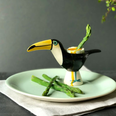 Toucans-_-Hannah-Turner-egg-cup