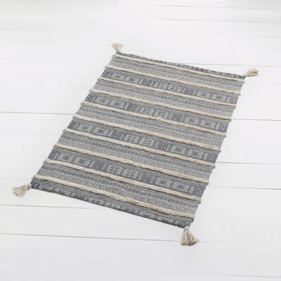 Tufted-Print-Rug-Slate-walton-and-co