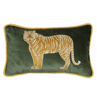 Jakobsdals-cushion-Elegant-Tiger-Cushion