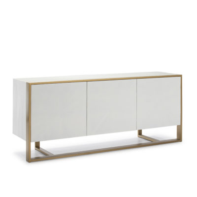 sideboard-kosa-latzio-thai-natura-wood-white-metal-gold