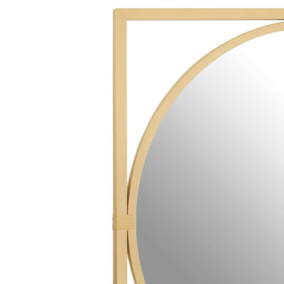 Kaindy Gold Wall Mirror Latzio