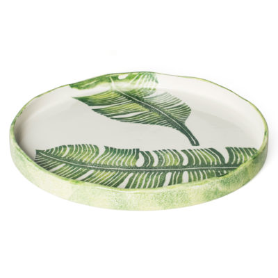 Round-Tray-Banana-Leaf-Into-the-Jungle-BlissHome