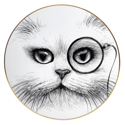 CAT-MONOCLE-PLATE-rory-dobner