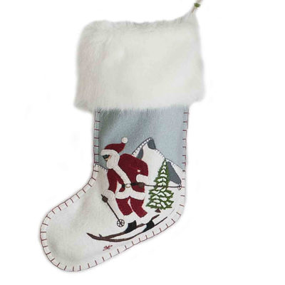 Skiing-Santa-Christmas-Stocking-jan-constantine