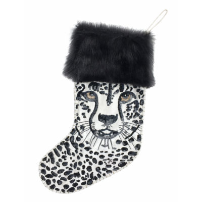 Jan-Constantine-Cheetah-Sequin-Christmas-Stocking-Cream