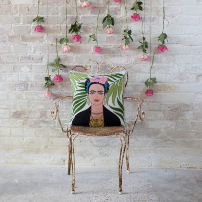 The-Frida-Kahlo-Cushion-Cream-jan-constantine