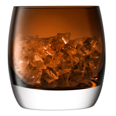 whisky-club-ice-bucket-peat-brown-glass-lsa-international