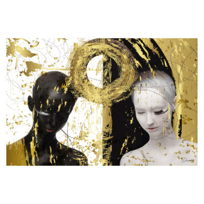 black-white-gold-aluart-mondiart-wall-art
