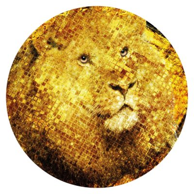 golden-lion-aluart-mondiart-wall-art