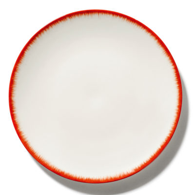 porcelain-PLATE-DÉ-WHITE-RED-serax