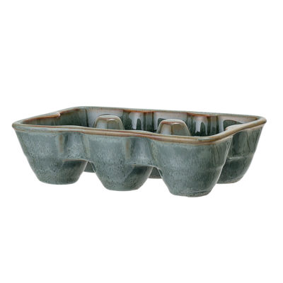 Pixie-Egg-Tray-Green-Stoneware-bloomingville
